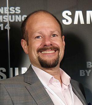 John Lindén, Samsung