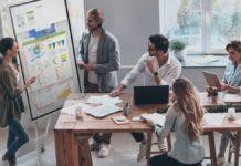 Samsung Flip2 kontor effektiva möten