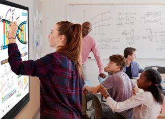 Education Classroom Samsung Flip