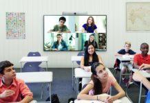 Education Classroom Hybrid